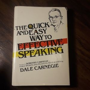 The Quick And Easy Way To Effective Speaking Book